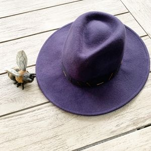 Purplish Blue Dream UNIVERSAL THREAD Floppy Hat